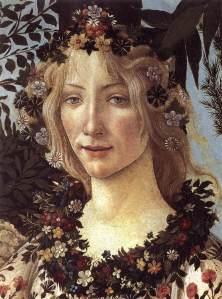 Boticelli's Flora